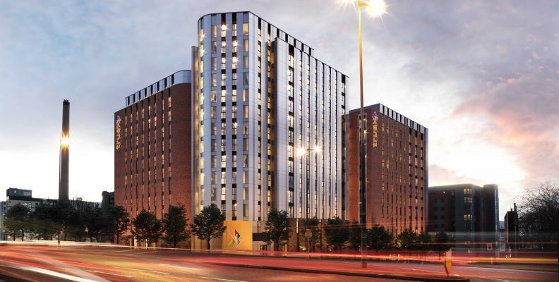 Erskine road Liverpool student accommodation